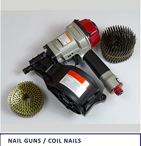 NAIL GUN / NAIL COILS
